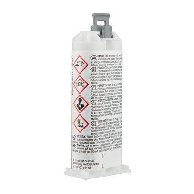 3M™ Scotch-Weld™ 2-Komponenten-Konstruktionsklebstoff auf Epoxidharzbasis für das EPX System DP 760, Weiß, 50 ml
