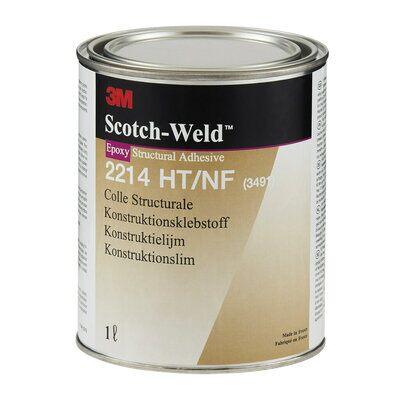 3M Scotch Weld SW 2214 HT / NF grau 1l