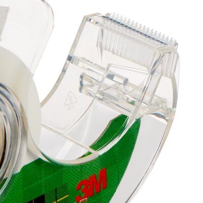 Scotch® Magic™ Klebeb. A Greener Choice, 1 R., 19 mm x 20 m + 1  Abroller