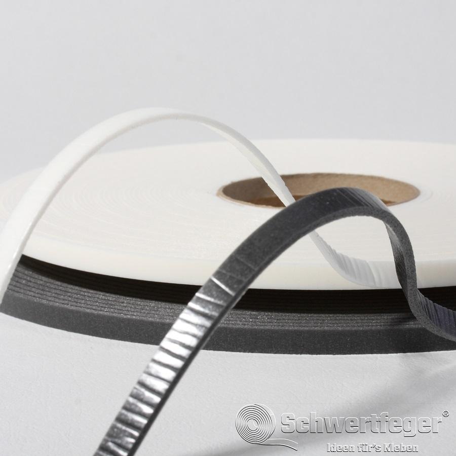 Vitolen 111 Vorlegeband selbstklebender PE-Schaum 3 mm W 9 mm x 25 m