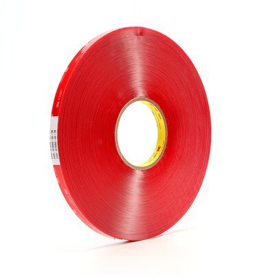 3M™ VHB™ doppelseitiges Hochleistungs-Klebeband 4905F, transparent, 19 mm x 33 m, 0,5 mm