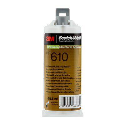 3M™ Scotch-Weld EPX-System 2-Komponenten Klebstoff - Polyurethan DP-610 transparent