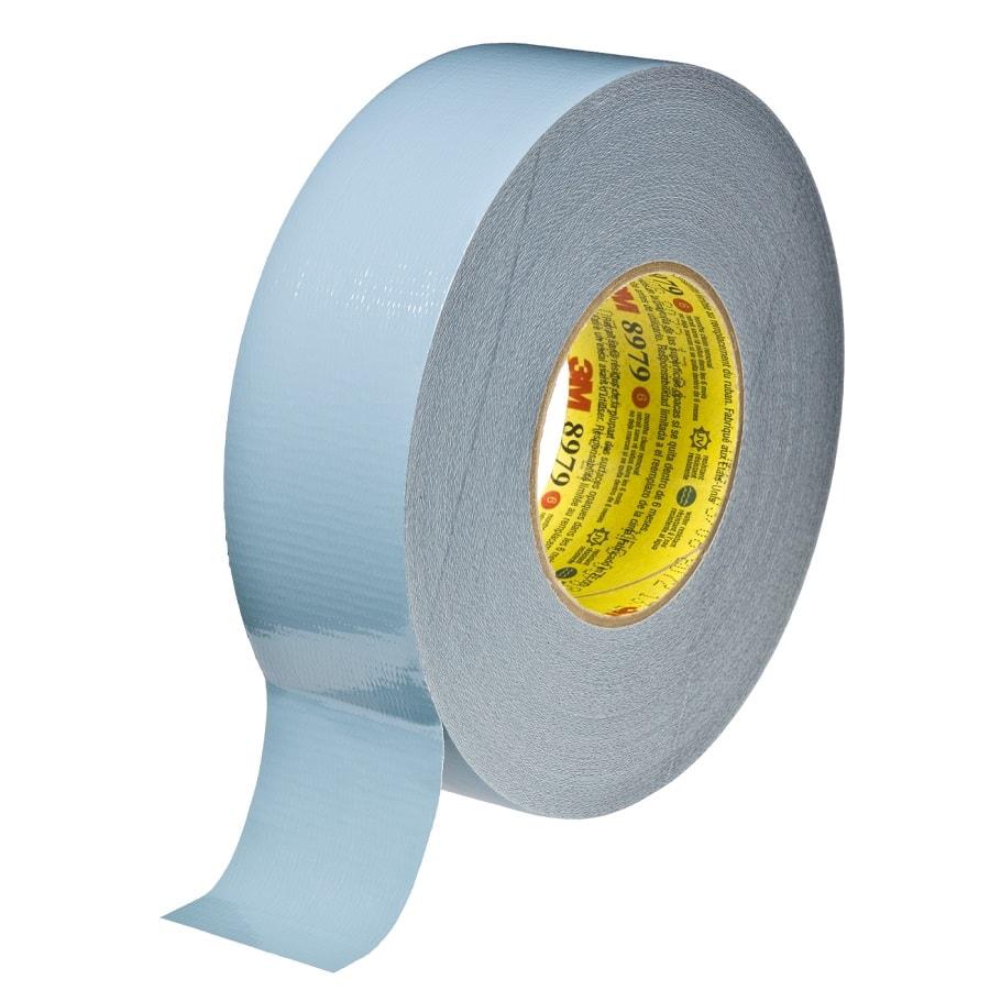 3M 8979 UV-beständiges Gewebeklebeband blau 48 mm x 55 m