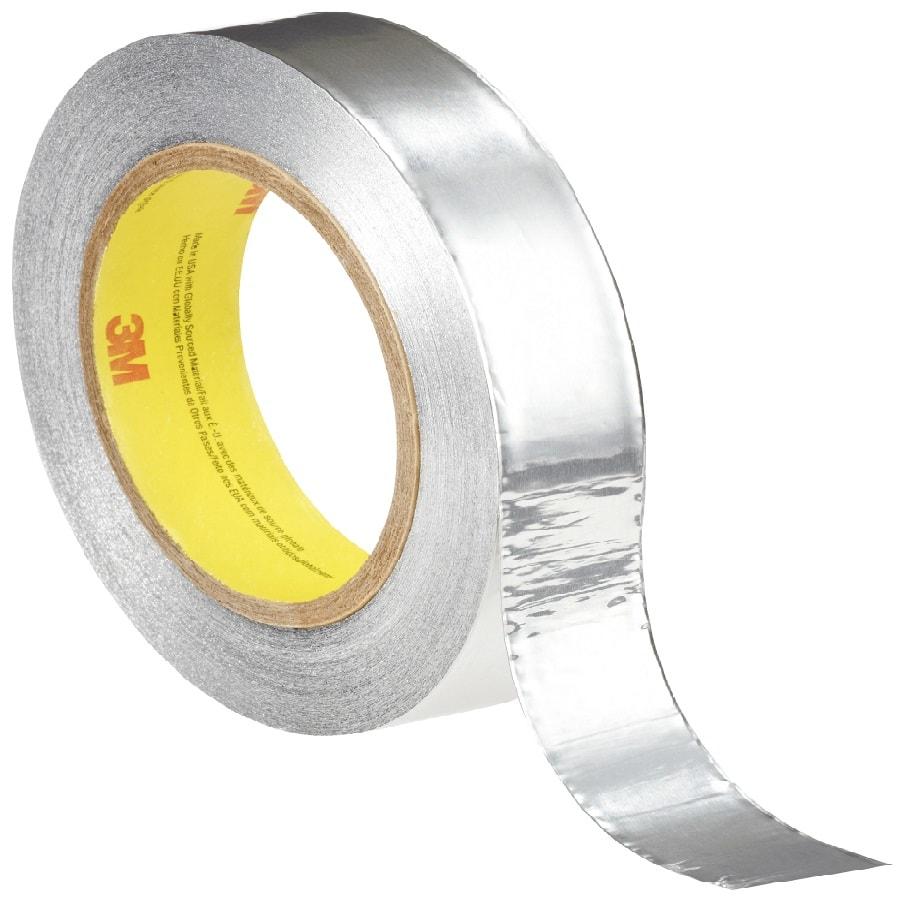 3M 431 Weichaluminiumklebeband 75 mm x 55 m