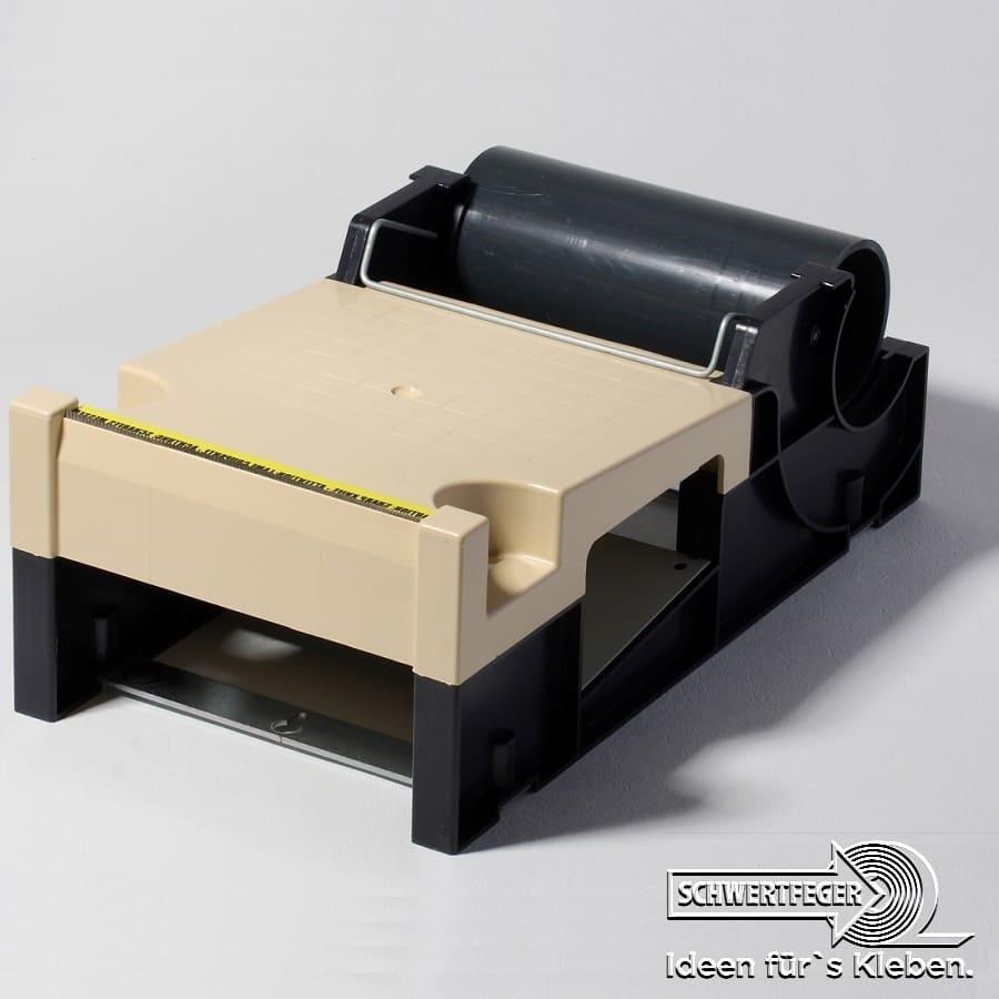 Etikettenklebegerät SPADA® D-10 für Etikettenschutzklebeband - 150 mm