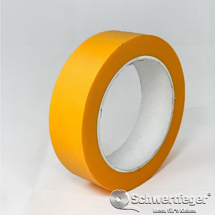 "Goldband ""Washi-Tape"" SPADA-Abdeckband 50 mm x 50 m orange"
