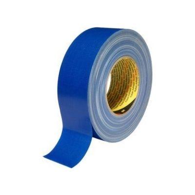3M™ Gewebeklebeband 389, blau, 50 mm x 50 m