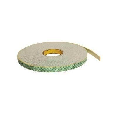 3M™ 4026 Doppelseitiges PU-Schaumstoff-Klebeband, 19 mm x 10 m