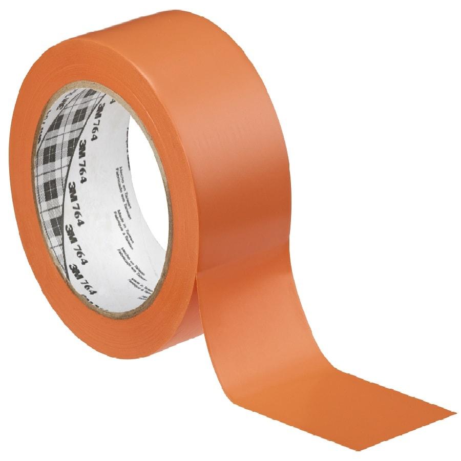 3M 764i Weich-PVC-Klebeband braun 50 mm x 33 m