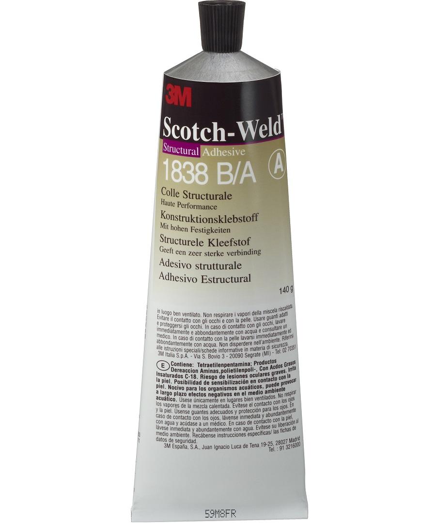 3M Scotch Weld SW 1838 B / A grün 1,8l