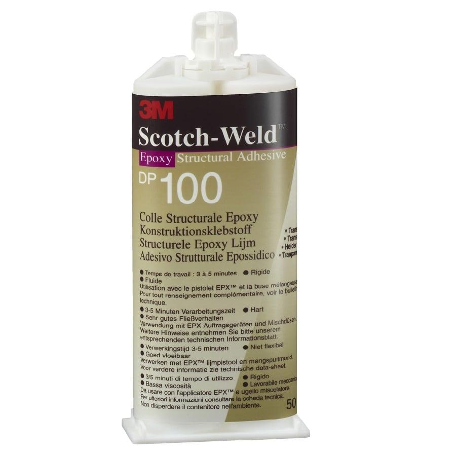 3M Scotch Weld DP 100 transparent 50 ml