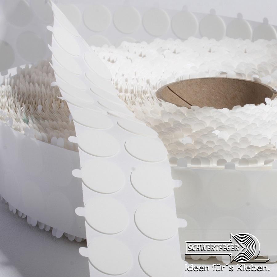 Formstanzteile aus SPADA® 5329 Schaumklebeband Durchmesser 30 mm 5.000 Stück