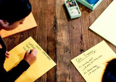 Post-it® Super Sticky Big Notes BN11-EU, gelb, 27.9 cm x 27.9 cm, 30 Blatt