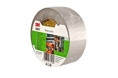 3M™ 1436 Weichaluminium-Klebeband, 50 mm x 50 m