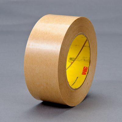 3M™ 465 Klebstoff-Film ohne Träger, 12 mm x 55 m